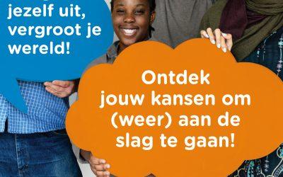 Wie doen er al mee aan de Participatiemarkt Haarlem?