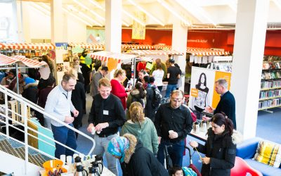 Meer dan 1.000 bezoekers Participatiemarkt Haarlem 2018