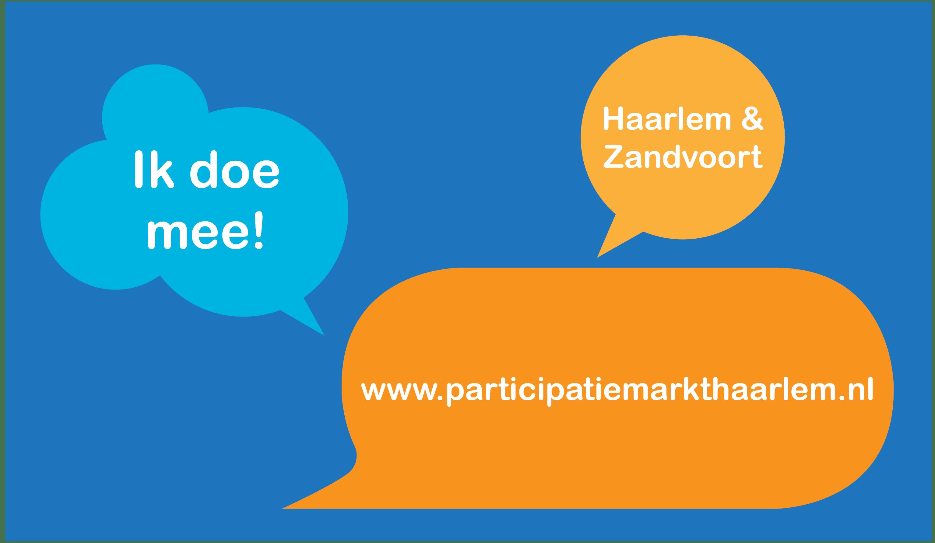 Participatiemarkt Haarlem