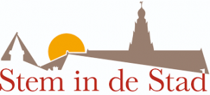 stem in de stad haarlem logo