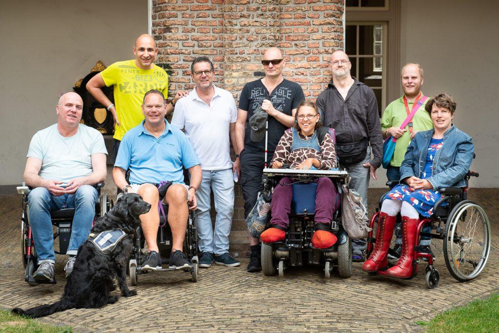 Ambassadeurs Toegankelijke stad en Participatieraad Haarlem