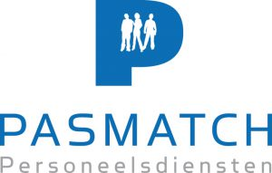Pasmatch logo participatiemarkt haarlem